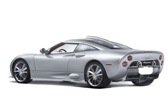 Spyker Saab is interested in resuming picture #5