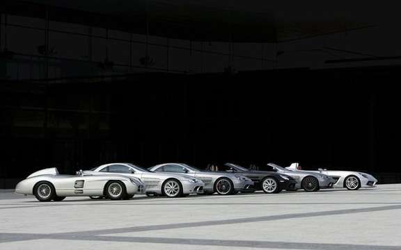 Mercedes-Benz SLR: The end is near picture #3