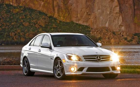 The Mercedes-Benz C-Class will be produced in America picture #2