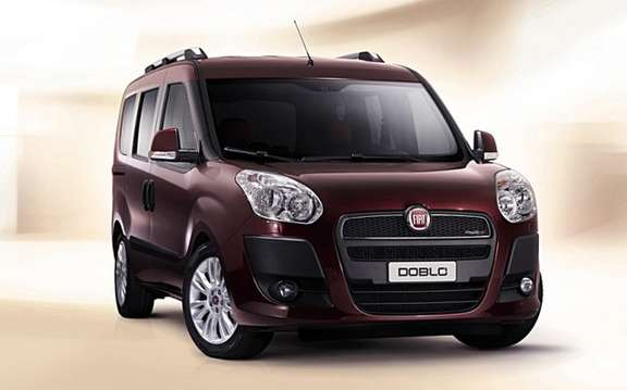 Fiat Doblo Cargo: in utility and commercial version
