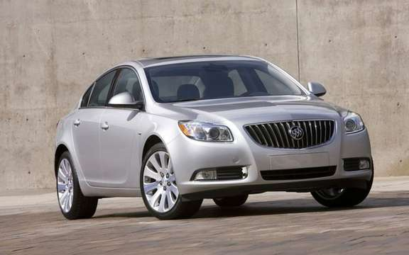 The 2011 Buick Regal will be manufactured Canadian Oshawa plant picture #2