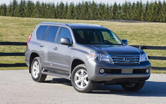Lexus GX470 GX460 becomes 2010 picture #1