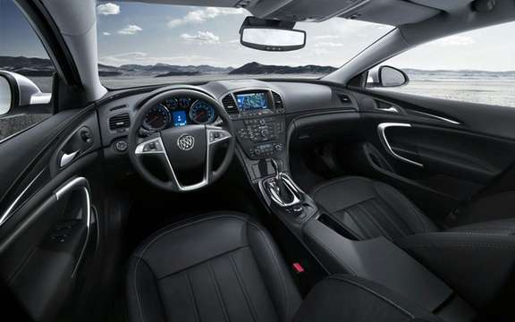 The 2011 Buick Regal will be manufactured Canadian Oshawa plant picture #4