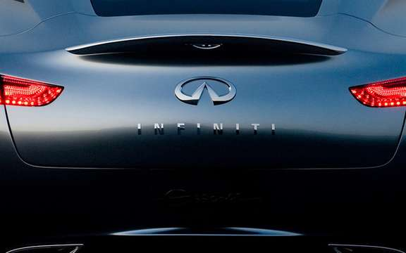 Infiniti celebrates its twenty years many people
