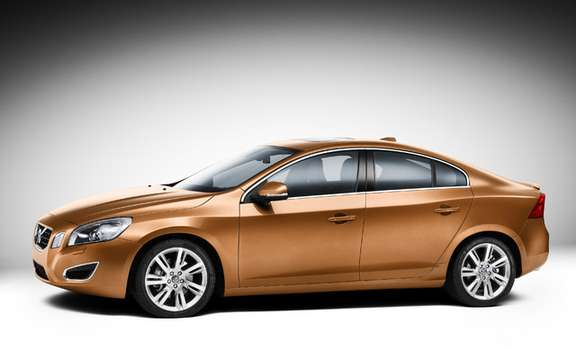 The all-new Volvo S60 is finally revealed picture #1