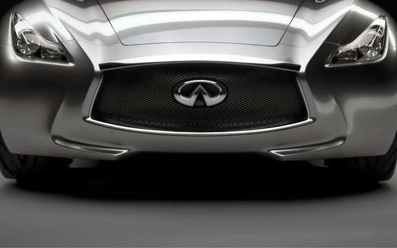 Infiniti announces the arrival of a Zero Emission Vehicle