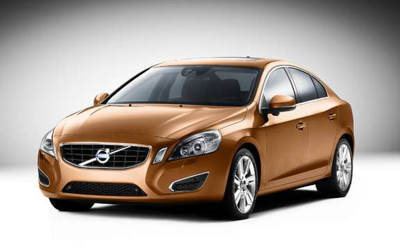 The all-new Volvo S60 is finally revealed picture #2