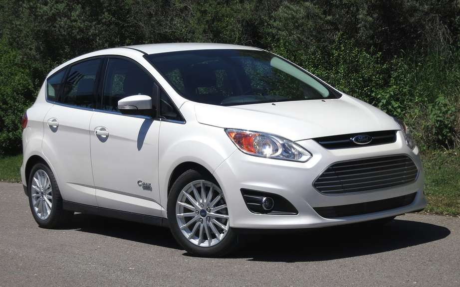 Ford C-Max solar power picture #3
