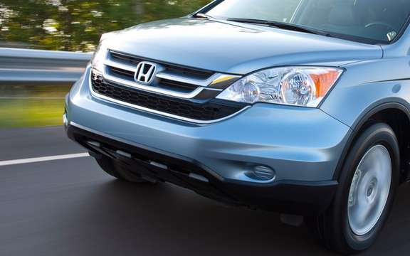 Three Honda models available at discounted prices in Canada