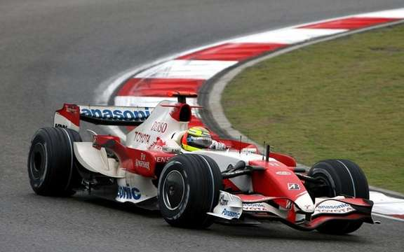 Toyota decided to terminate its involvement in Formula 1