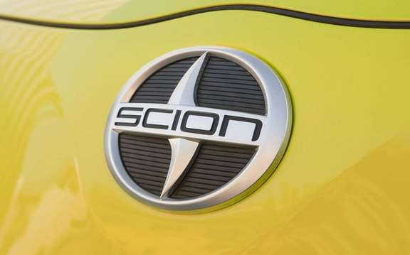 The Scion brand confirmed coming to Canada