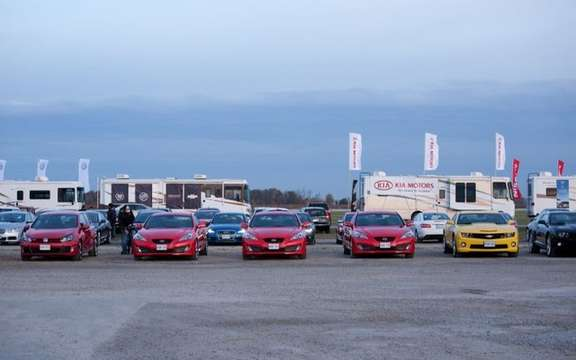 Live the annual AJAC Test Fest in picture #2
