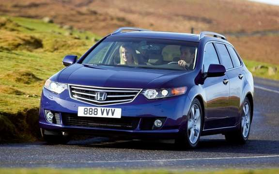 Acura TSX Sport Wagon 2011: another year of waiting