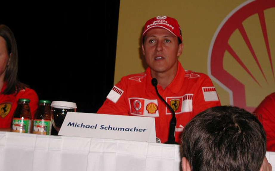 Michael Schumacher: silent tribute to 45 years picture #2