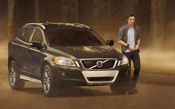 Follow in the footsteps of Edward Cullen driving his Volvo XC60