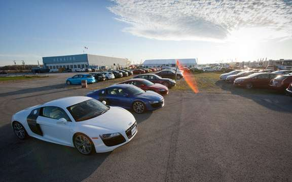 Live the annual AJAC Test Fest in picture #5