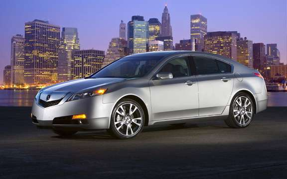 2010 Acura TL: Adding a new six-speed manual transmission has