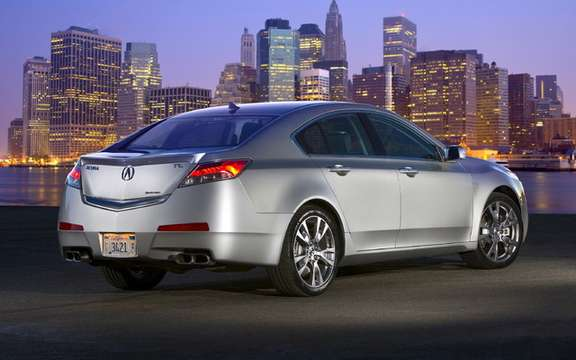 2010 Acura TL: Adding a new six-speed manual transmission has picture #2
