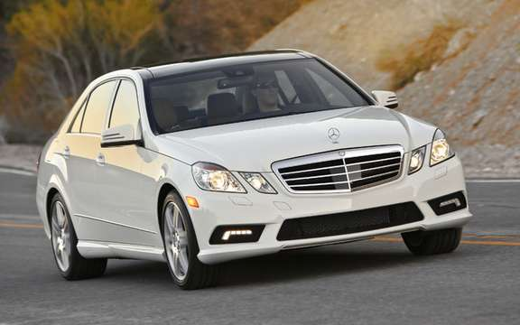 Mercedes-Benz E-Class 2010: 9th version