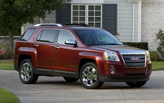 Gmc Terrain 2010 Pontiac Torrent Farewell