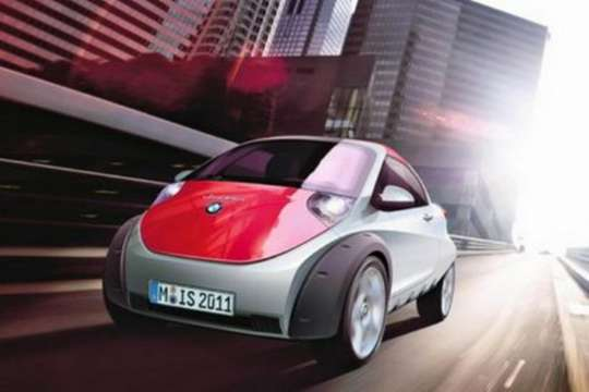 BMW has resurrected the brand i-Setta '