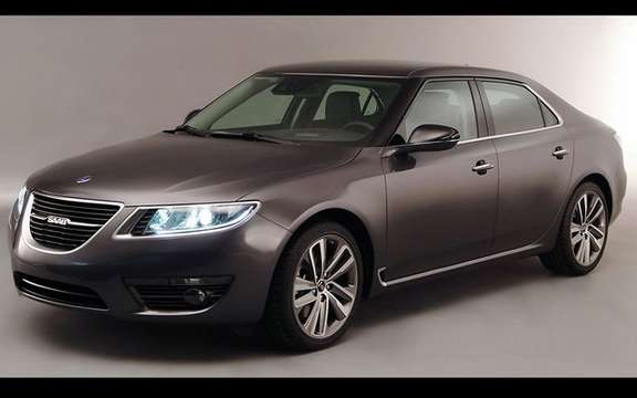 Saab 9-5 2010, life goes on picture #1