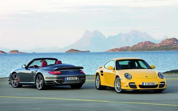 Porsche 911 Turbo, 2010: constantly changing picture #5