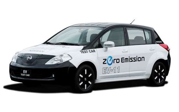 Nissan presents its new electric platform picture #3