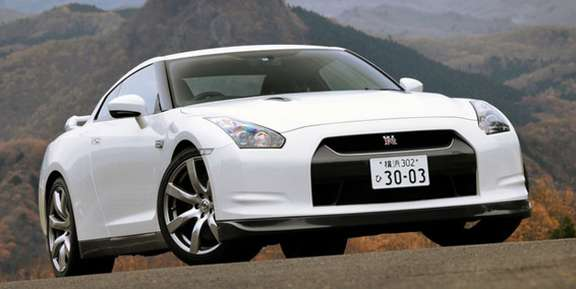 The Nissan GT-R enters the Guinness World Record with a