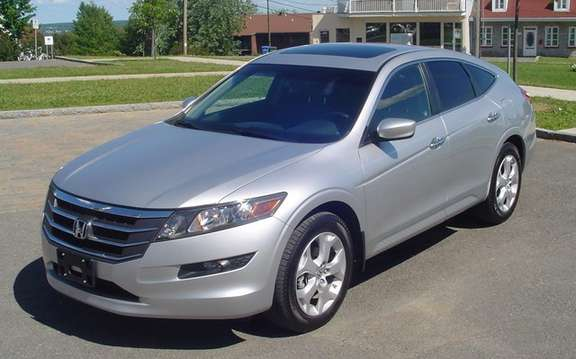2010 Honda Accord Crosstour: a style of its own