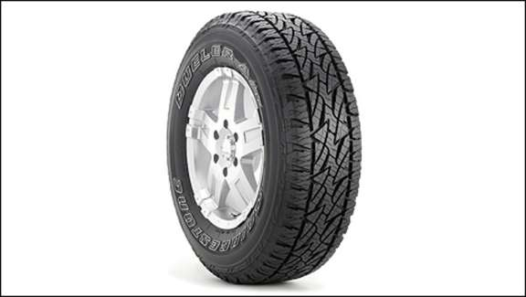 Presents the Bridgestone Dueler A / T Revo 2