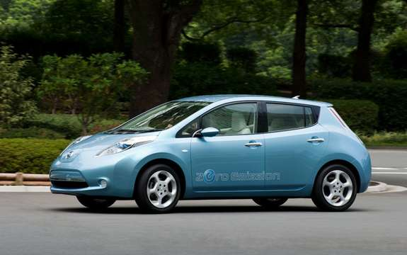 The Renault-Nissan Alliance Signs Zero Emission partnership in Vancouver