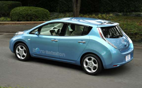 The Renault-Nissan Alliance Signs Zero Emission partnership in Vancouver picture #3