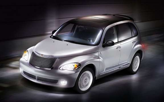 The Chrysler PT Cruiser will be offered in 2010