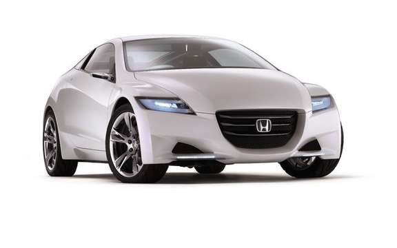 The Honda CR-Z, will eventually become a model produced in series