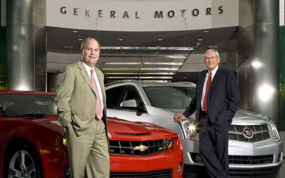 The rebirth of General Motors-