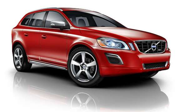 Volvo XC60 R-Design, sporting approach
