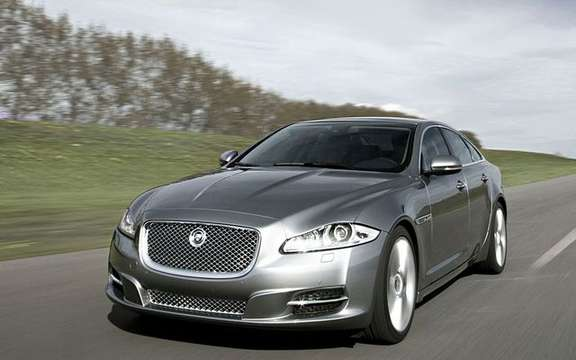 Jaguar XJ 2010, here is the new flagship of the brand Columbia picture #2