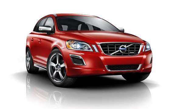 Volvo XC60 R-Design, sporting approach picture #2