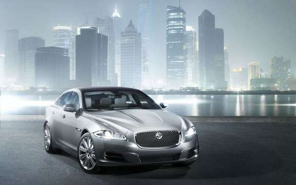 Jaguar XJ 2010, here is the new flagship of the brand Columbia picture #3