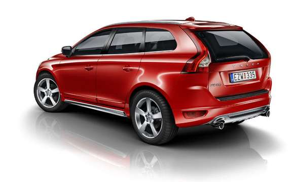 Volvo XC60 R-Design, sporting approach picture #3