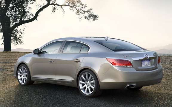 GM Canada presents its new 2010 Buick Allure picture #2