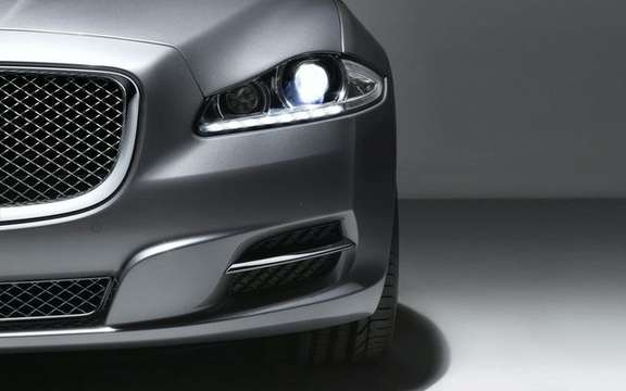 Jaguar XJ 2010, here is the new flagship of the brand Columbia picture #5
