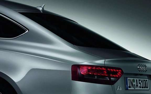 Audi A5 coupe, convertible and soon Sportback