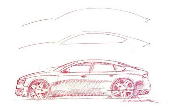 Audi A5 coupe, convertible and soon Sportback picture #2