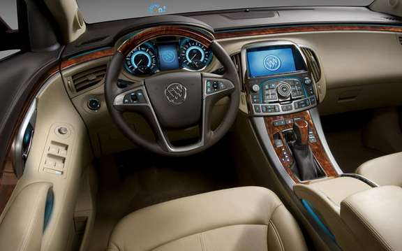 GM Canada presents its new 2010 Buick Allure picture #4