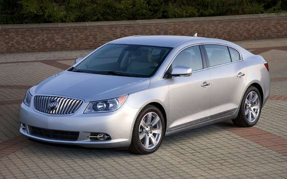 GM Canada presents its new 2010 Buick Allure picture #5
