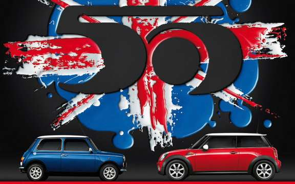 The golden anniversary of the MINI.