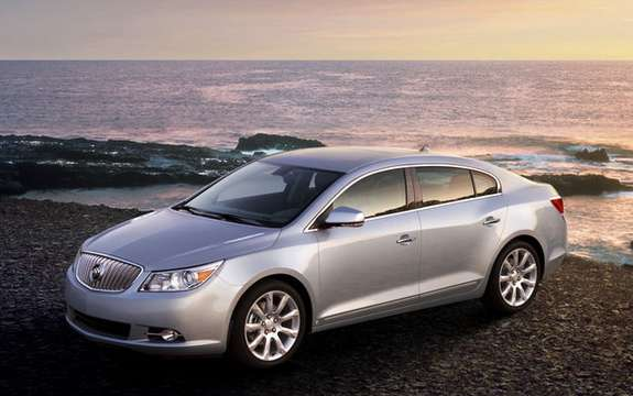 GM Canada presents its new 2010 Buick Allure picture #6