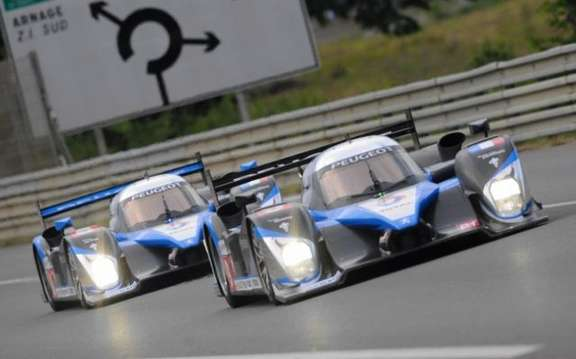 2009 24 Hours of Le Mans: Peugeot, the consecration